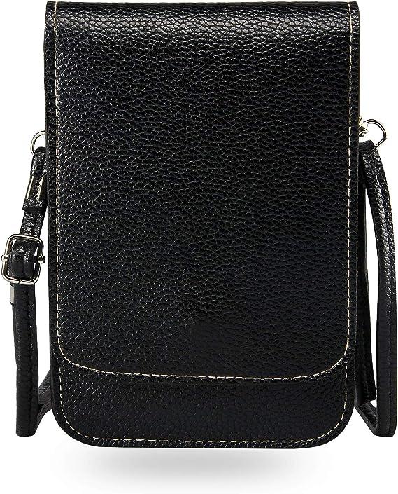New Ladies Splash Print Purse Large Faux Leather Wallet ORANGE