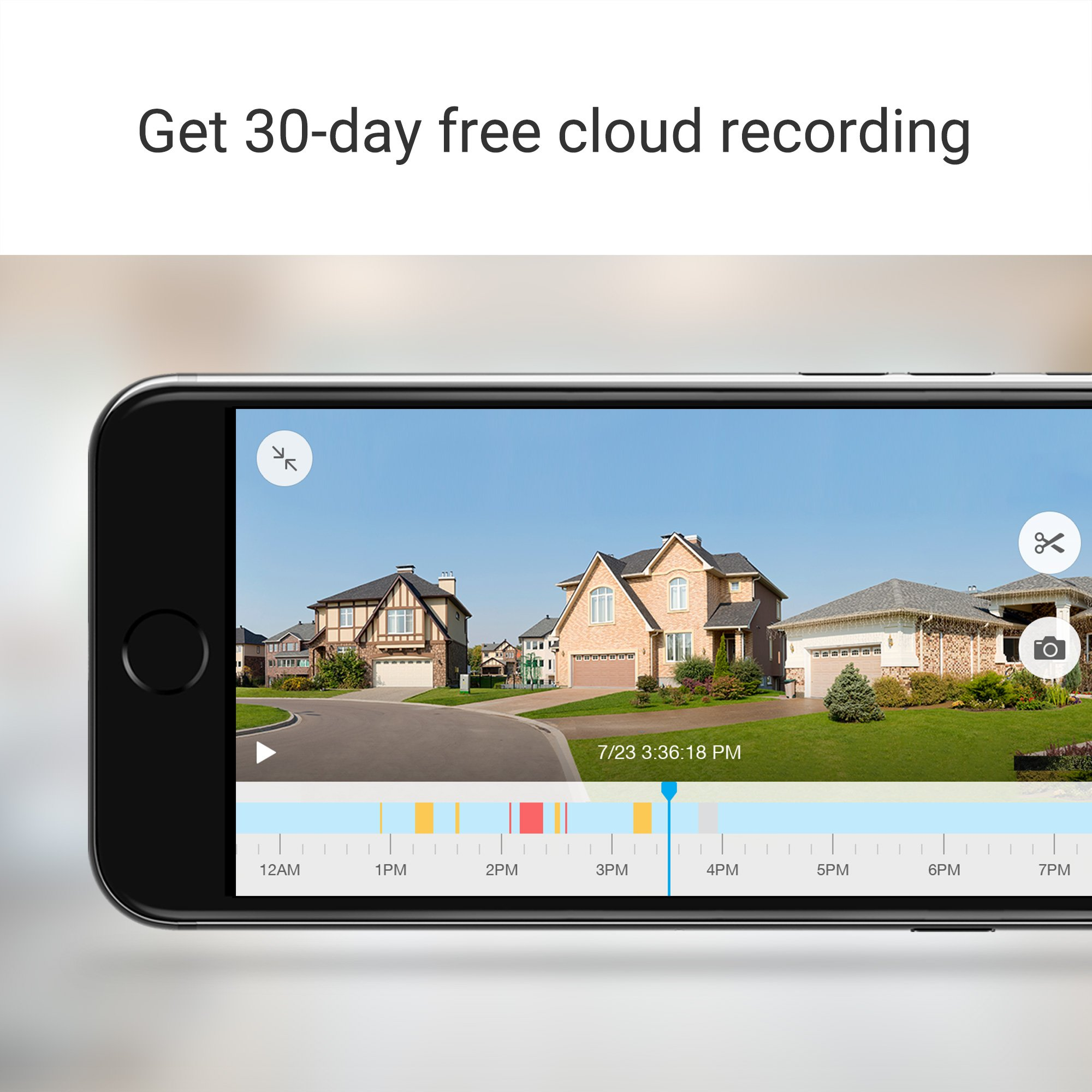 Zmodo Greet Select WiFi Video Doorbell, 1080p Full HD Camera, Free 30-Day Cloud Service, Works with Alexa by Zmodo (Image #5)