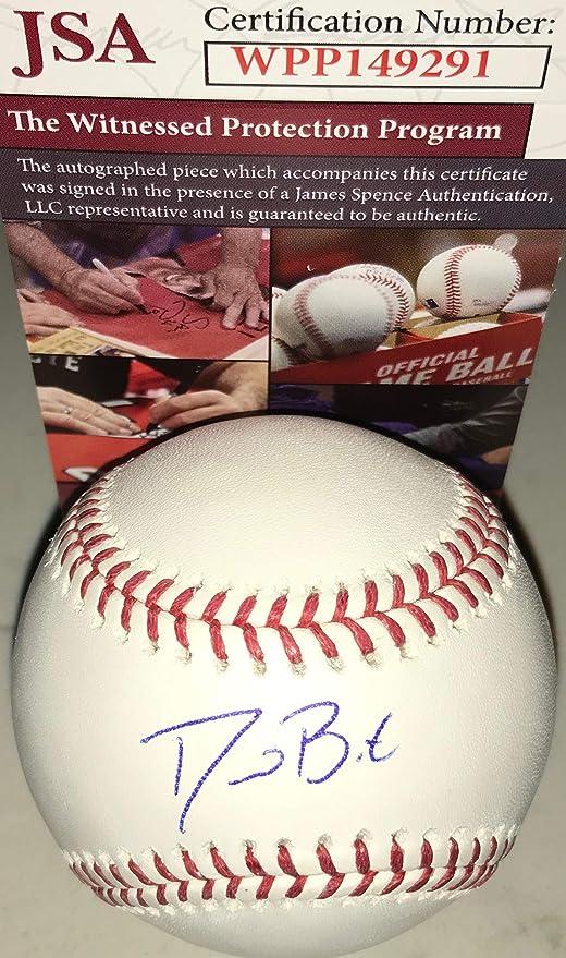 Sports Mem, Cards & Fan Shop Autographs-original Just Jon Lester Autographed Signed 2016 World Series Mlb Baseball Ball Cubs Jsa Coa Outstanding Features