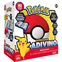 Goliath-85190 Pokemon Entrenador Adivino, Color Blanco/Rojo, (85190)