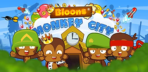 Amazon com: Bloons Monkey City: Appstore for Android