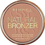 Rimmel Natural Bronzer, Sun Bronze, 14 g