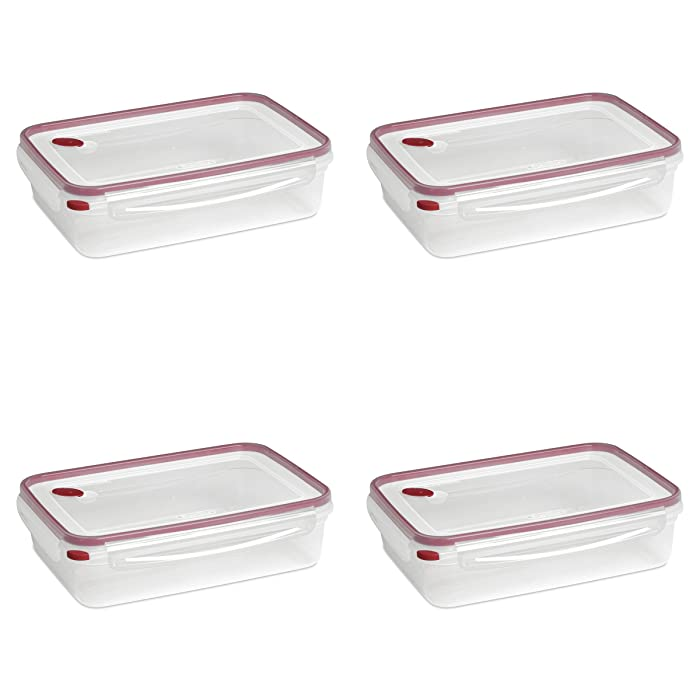 The Best Sterilite Ultra Seal Food Storage Seal Container