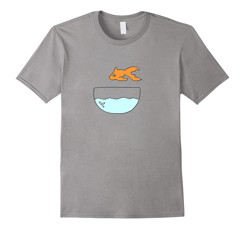 Goldfish T-shirt-Vaci