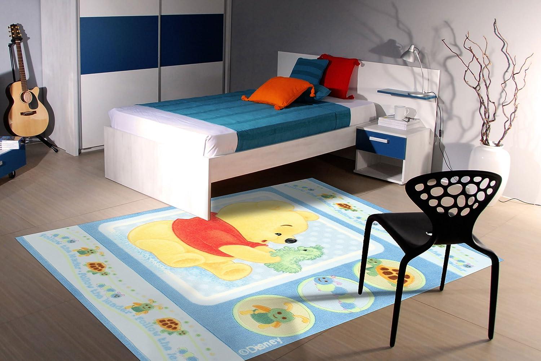 TD-11129-Kinder Teppich Original der Marke DISNEY 150x100 CM (Galleria Farah1970)