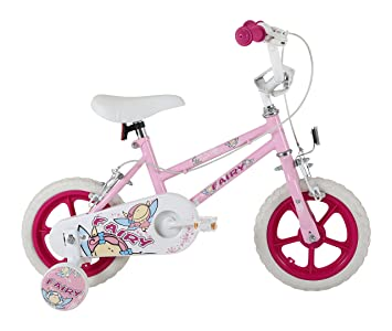 da78a145b401a1 Sonic Fairy Girls 12 inch wheel Bike, Pink,: Amazon.co.uk: Sports ...
