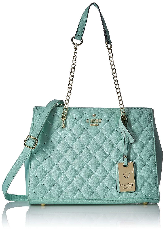 Cathy London Women's Synthetic Leather Handbag