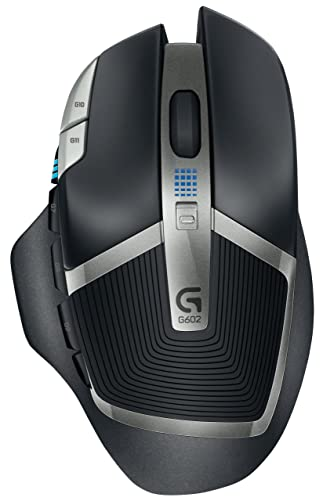 Most Durable and Second Best Overall: G602 Lag-Free Wireless Gaming Mouse