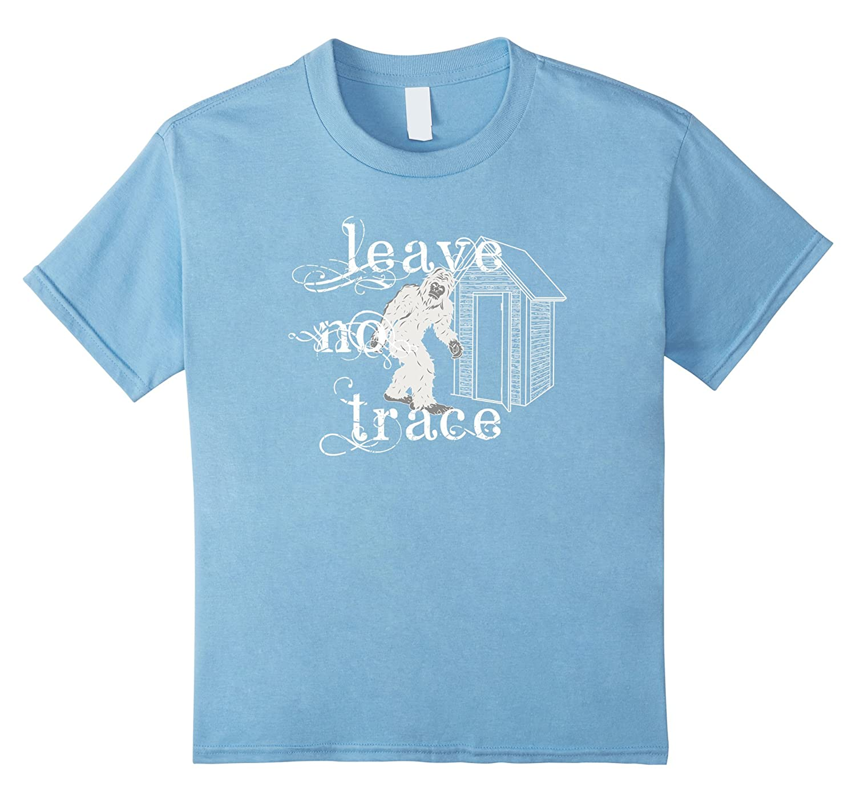 Womens T Shirt Outhouse Sasquatch Medium-Awarplus