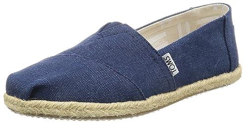 TOMS Canvas Classics Alpargata, Zapatillas de Estar por casa para Mujer: Amazon.es: Zapatos y complementos