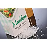 Maldon Sea Salt Flakes, 8.5 ounce Box (Pack of 4)