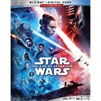 Star Wars: Episode IX: The Rise of Skywalker [Blu-ray]
