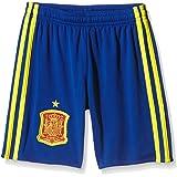 adidas 1ª Equipación Federación Española de Fútbol Euro 2016 - Pantalón Corto para niños