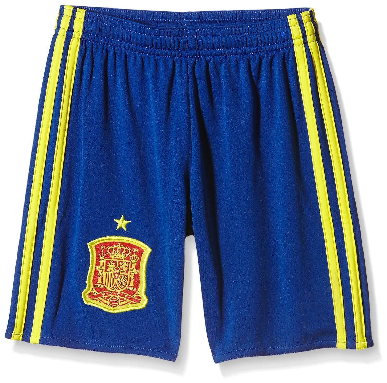 adidas Fef H Sho Y Nazionale Di Calcio Della Spagna Home Replica 2016-2017 Short da Bambino AA0845