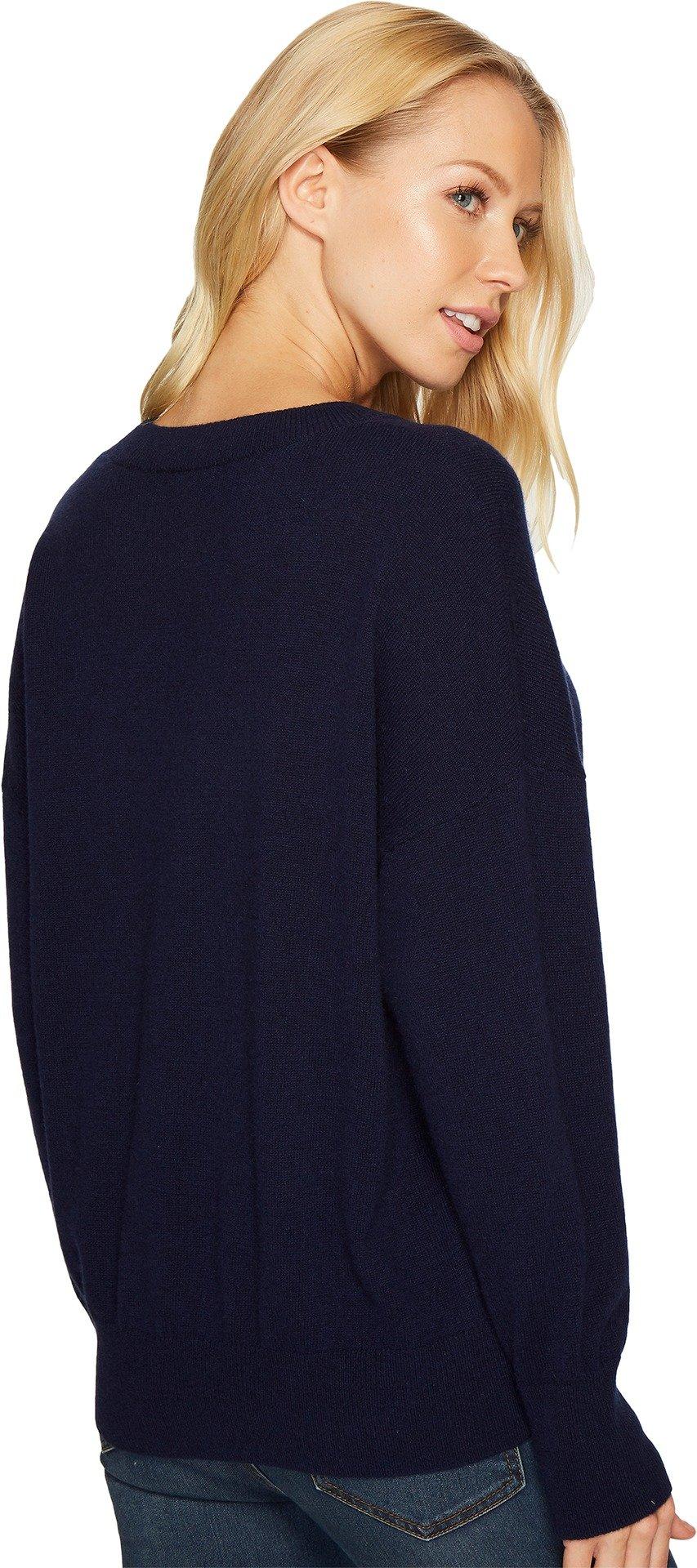 EQUIPMENT Women's Melanie Top Peacoat Shirt by Equipment (Image #3)