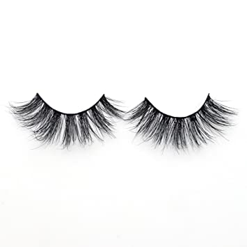 550887fa4ad Amazon.com : Visofree Eyelashes Luxury 3D Mink Lashes Cruelty Free False  Eyelashes/Upper Lashes : Beauty