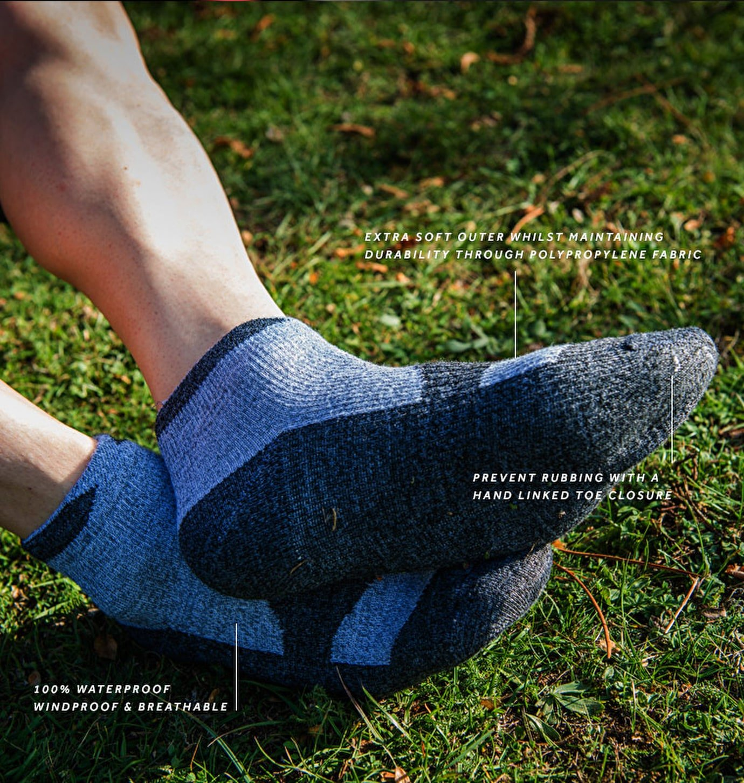 Seal Skinz Walking Thin Socklet Calcetines, Hombre: Amazon.es: Deportes y aire libre