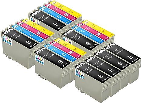 Skia - Cartucho de Tinta refabricado para Usar en Lugar de Epson T ...