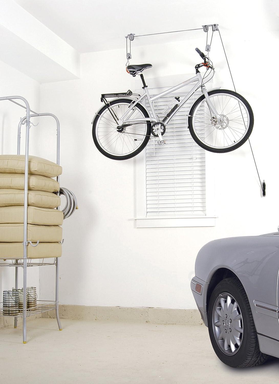 Vélo de stockage Delta Cycle RS2200 El Greco Plafond Facile palan échelle kit nouveau