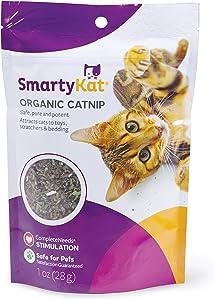 SmartyKat Organic Catnip