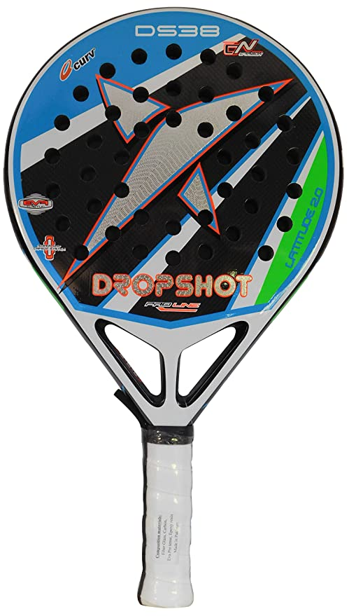 DROP SHOT Latitude 2.0, Cuero Unisex - Adulto: Amazon.es ...