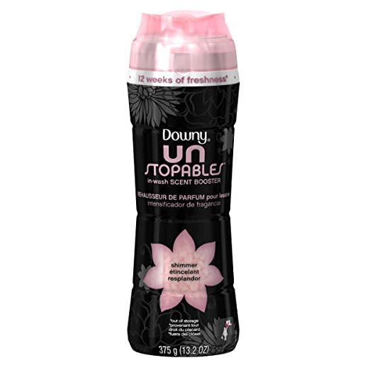 Amazon.com: Downy Unstopables In Wash Shimmer Scent Booster 13.2 Oz: Health & Personal Care