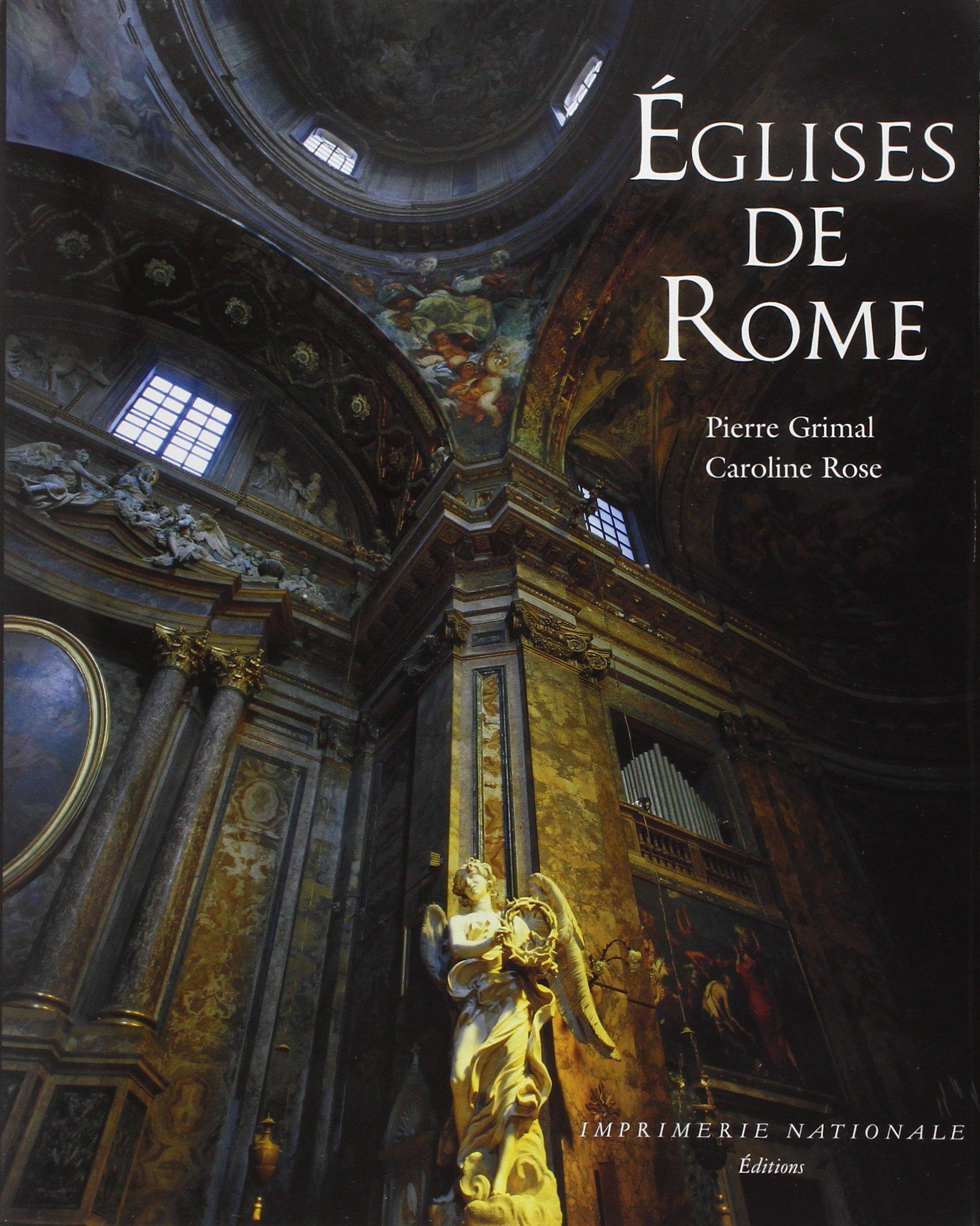 Eglises de Rome por Pierre Grimal