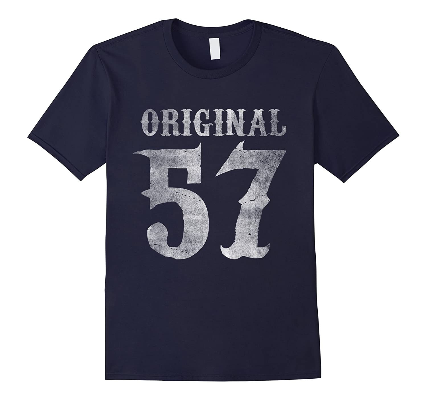 1957 Birthday Vintage T-shirt 57th Birthday Men Women kids-CD