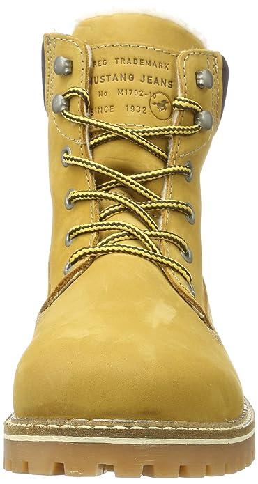 4875 Chaussures 605 fr Boots Classic Hommes Sacs Mustang Amazon 66 et gFwUq