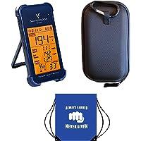 Voice Caddie SC200 Swing Caddie 2 Launch Moniteur avec étui de Protection et Sac de Transport Inclus