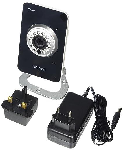 Zmodo ZH-IXD15-WAC - Mini cámara HD 720p Wi-Fi con audio