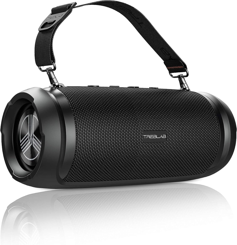 TREBLAB HD Max Bluetooth Speaker