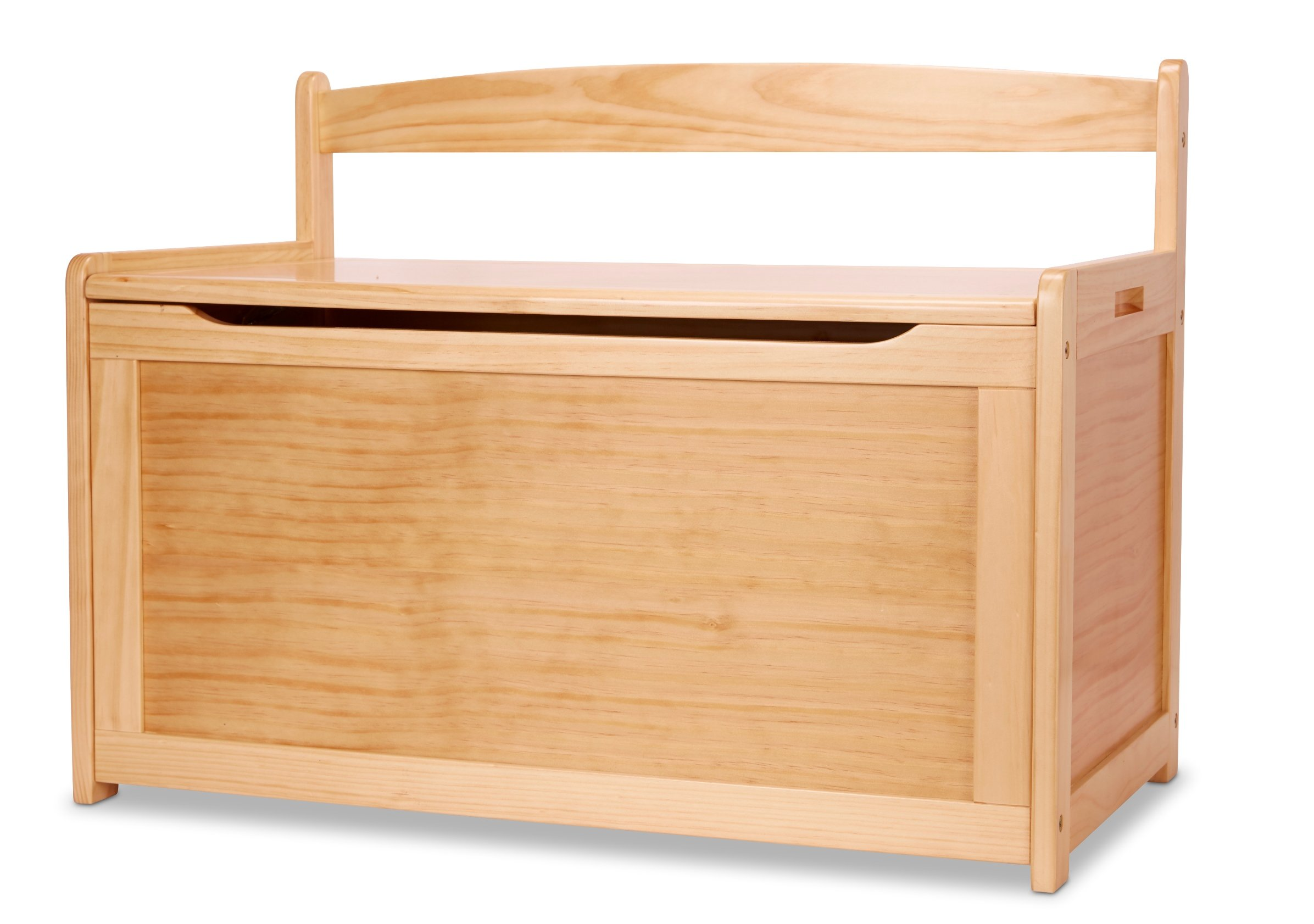 Melissa & Doug Toy Chest - Wood Grain Children's Furniture