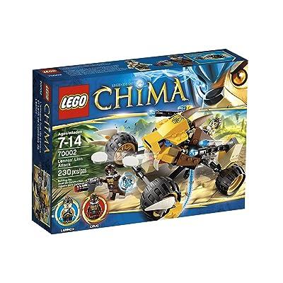 LEGO Chima Lennox Lion Attack 70002: Toys & Games
