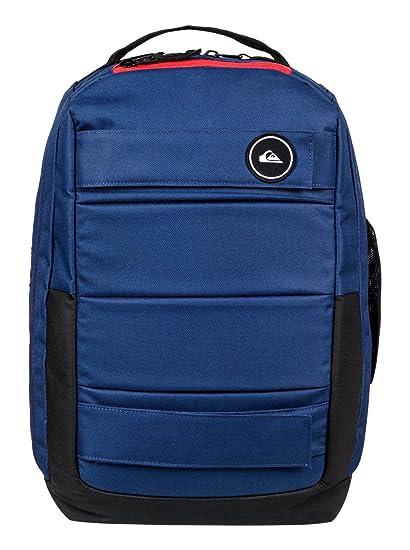 Quiksilver - Mochila mediana - Hombre - ONE SIZE - Azul: Quiksilver: Amazon.es: Ropa y accesorios