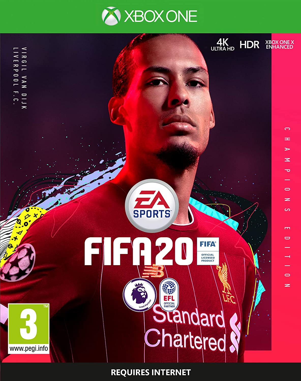 FIFA 20 Champions Edition - Xbox One [Importación inglesa]: Amazon ...