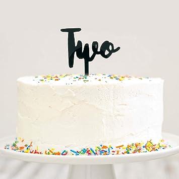 Amazon.com: Susie85Electra - Decoración para tartas de 2 ...