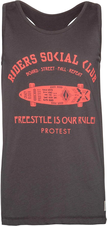 Protest Enzo Jr Tank Vest: Clothing