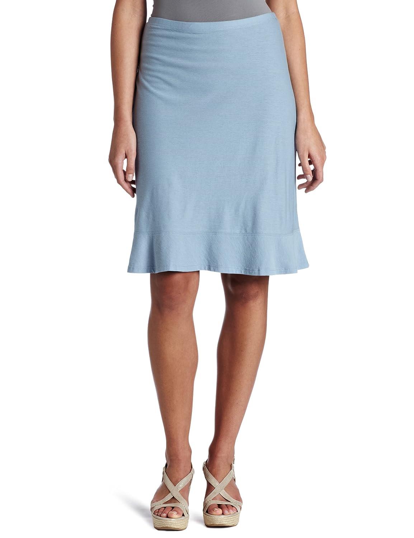 Horny Toad Viento Falda de la Mujer, Mujer, Azul Celeste: Amazon ...