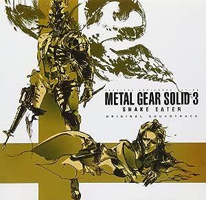 Metal Gear Solid 3...