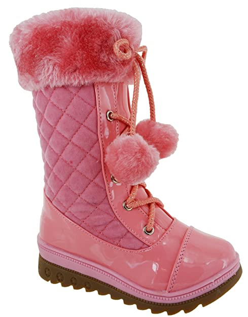 Tacco Warm Polpaccio Fashion Winter Kids Girls al Altri Basso New qw18xa50