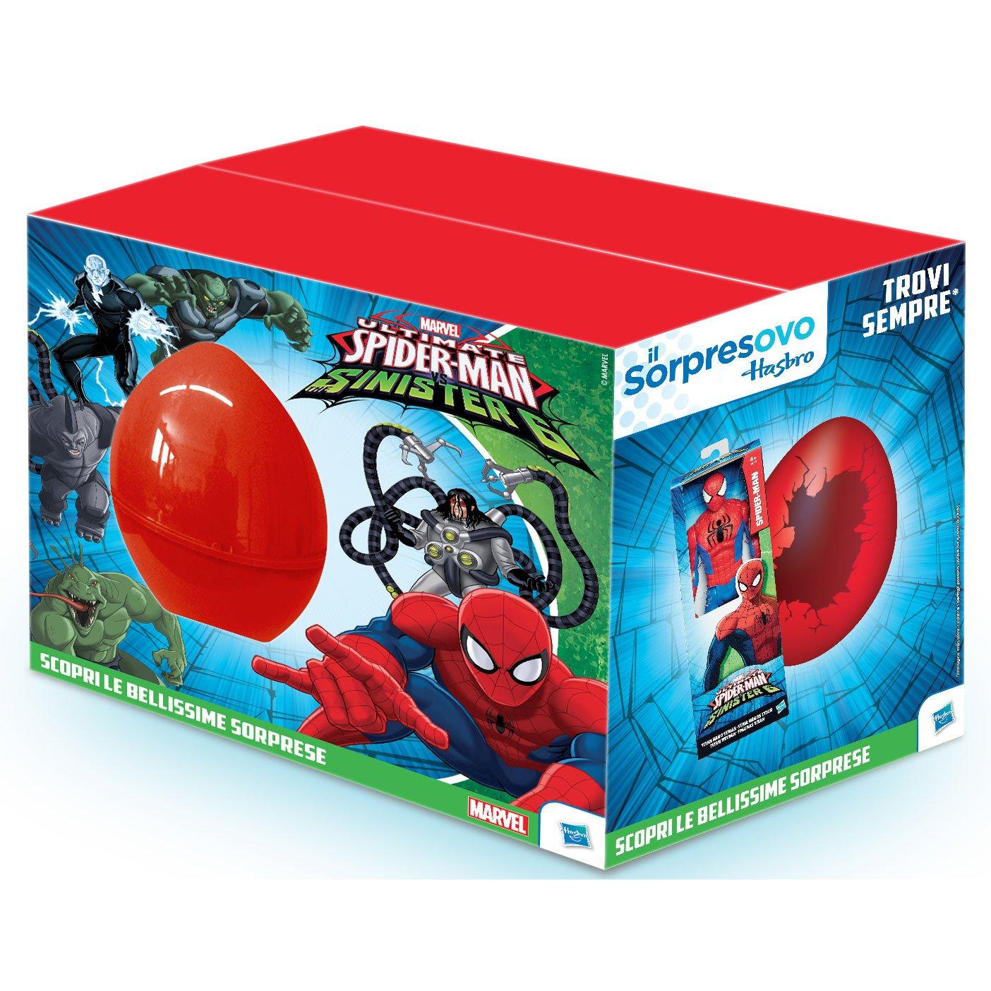 Spiderman - Sorpresovo Hasbro al miglior prezzo