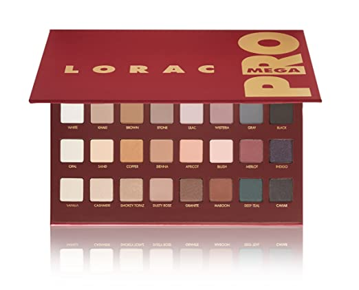 LORAC Mega PRO Eye Shadow Palette