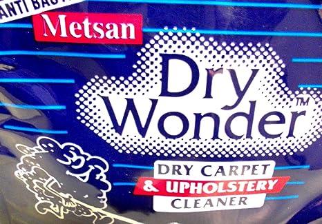 2 Paquetes De antibacteriano seco Waterless Wonder alfombra y tapicería limpiador 1 kg – nuevo