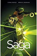 Saga Vol. 7 Kindle Edition