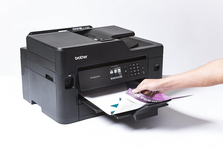 Brother MFC-J5330DW- Impresora multifunción por inyección de tinta ...