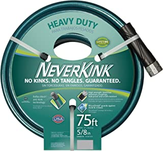product image for Teknor Apex NeverKink 8615-75, Heavy Duty Garden Hose, 5/8-Inch by 75-Feet