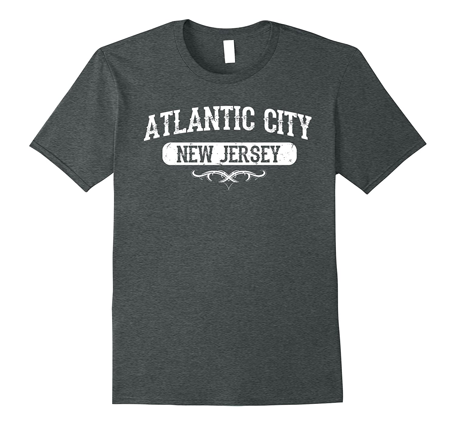 Atlantic City New Jersey T Shirt-PL