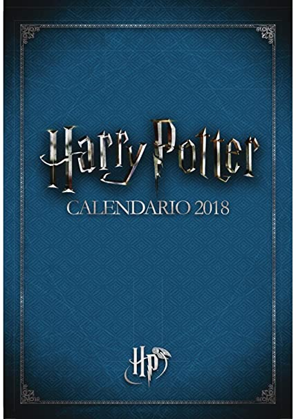 Calendario de Harry Potter para 2018.: Amazon.es: Oficina y ...