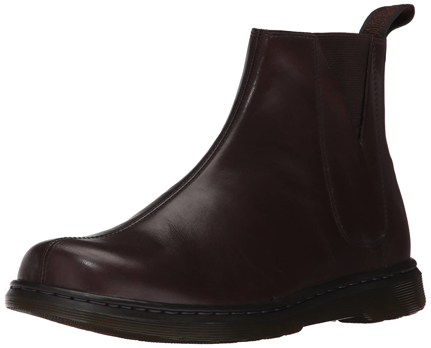 Dr. Martens Women's Noelle Dark Brown Chelsea Boot B01N0VZEY3 4 Medium UK (6 US)|Dark Brown